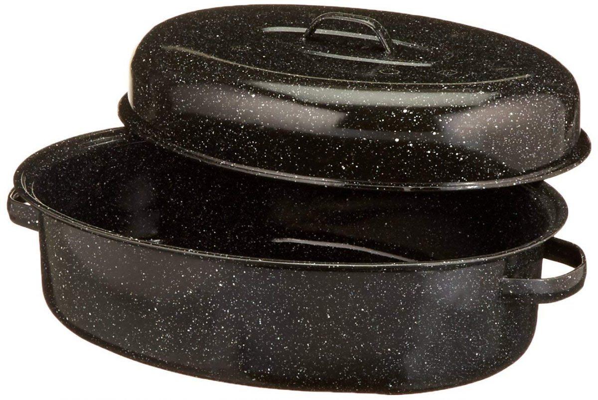 granite-roasting-pan