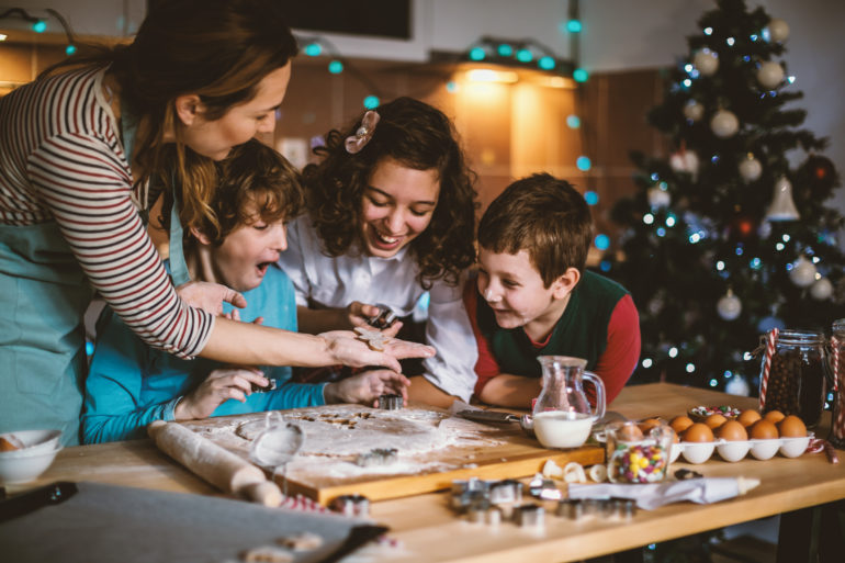 Family favorite holiday baking traditions