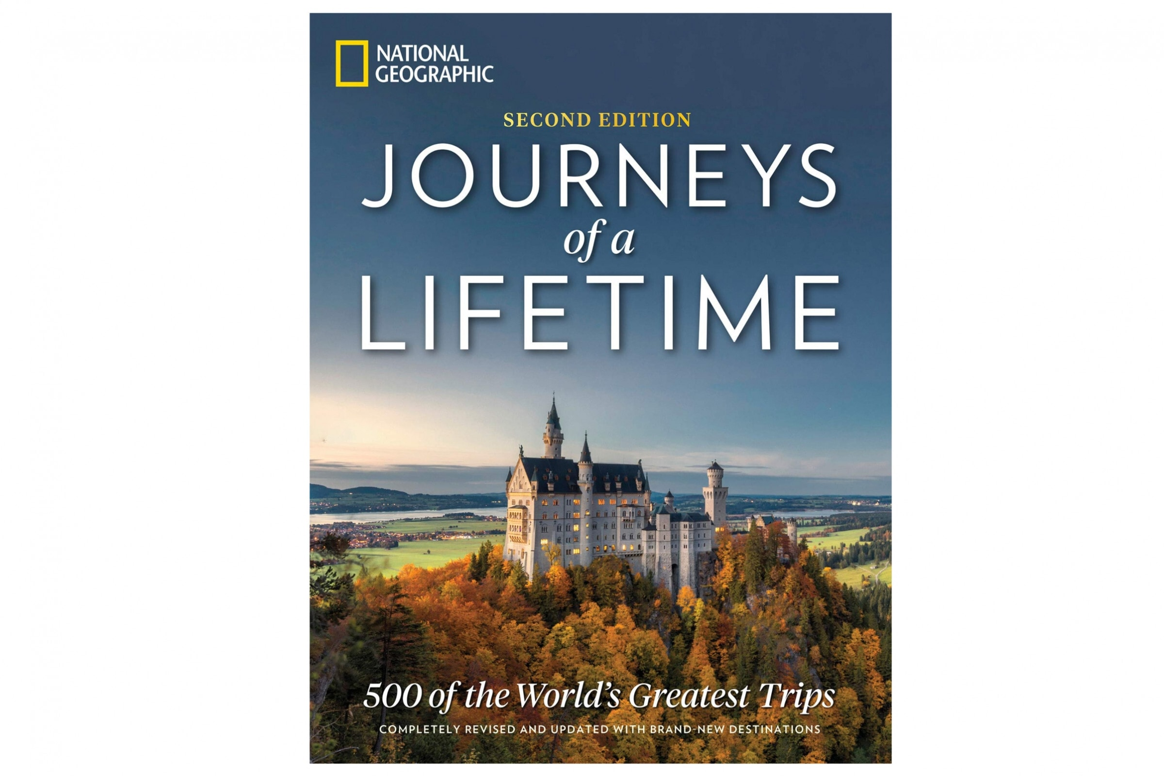 Books to read to kick your New Year off right 'Journeys of a Lifetime'