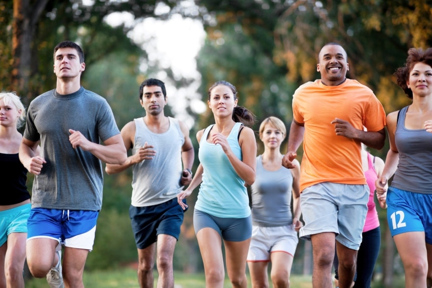 Weekend activities that don't involve drinking running a 5k