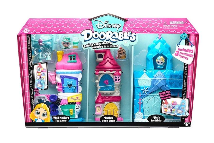 Most popular Christmas gifts Disney Doorables Mega Stack Playset