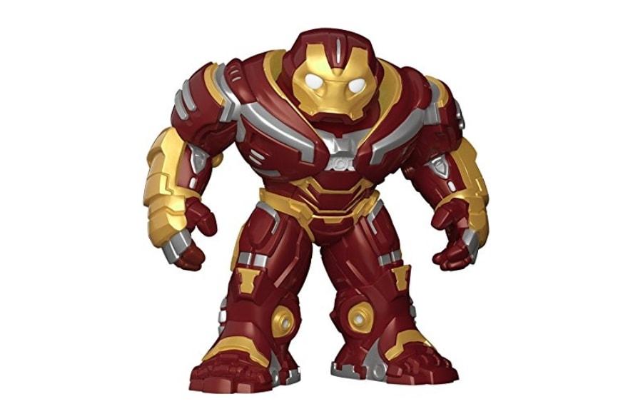 Most popular Christmas gifts Funko Pop! Marvel: Avengers Infinity War Hulk Buster Figure