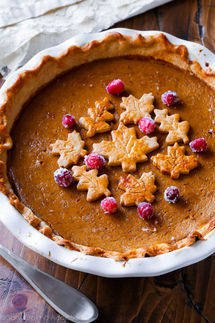 Dinner and a movie Home for the Holidays great pumpkin pie