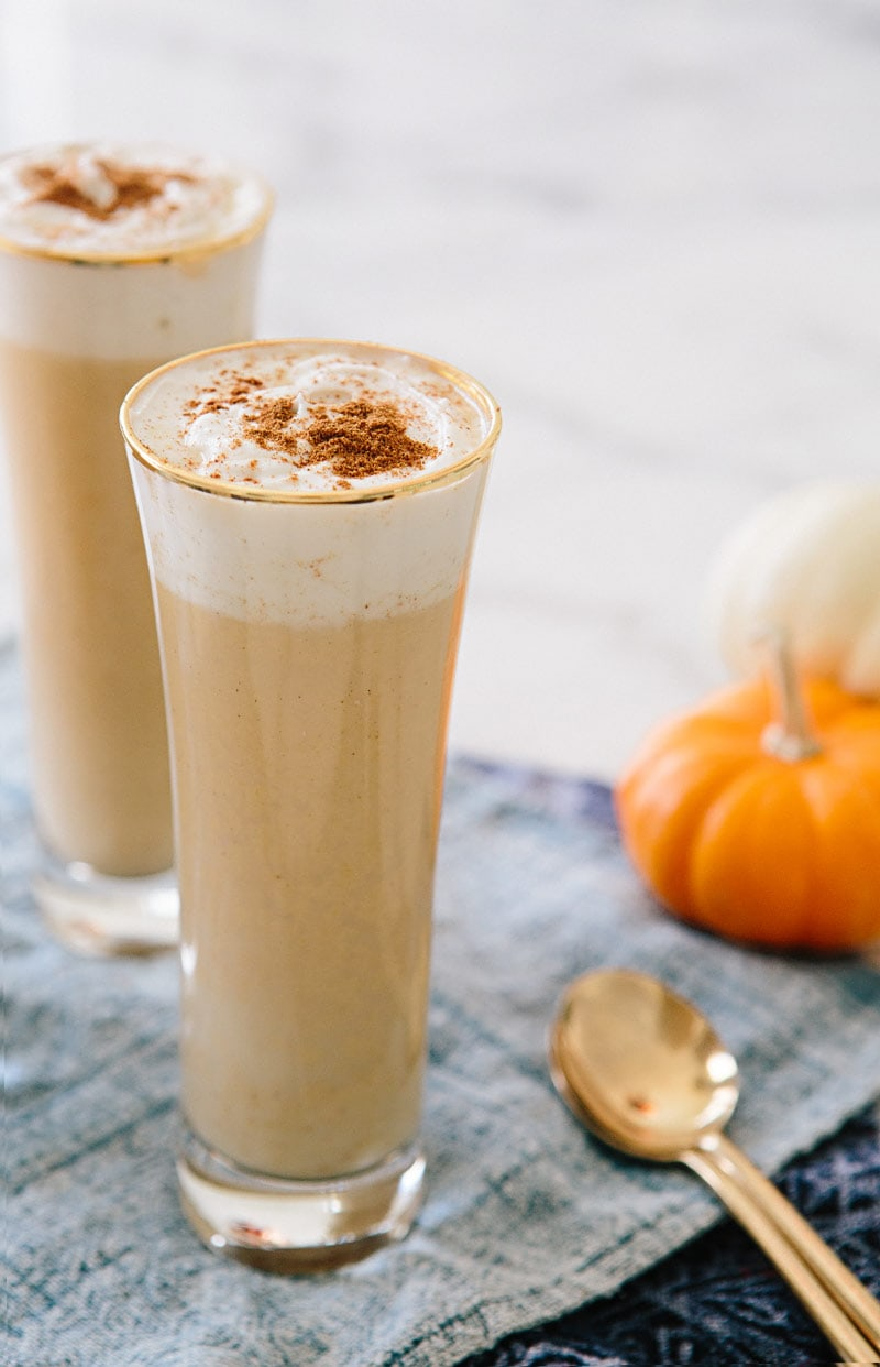 pumpkin white hot chocolate a house in the hills04