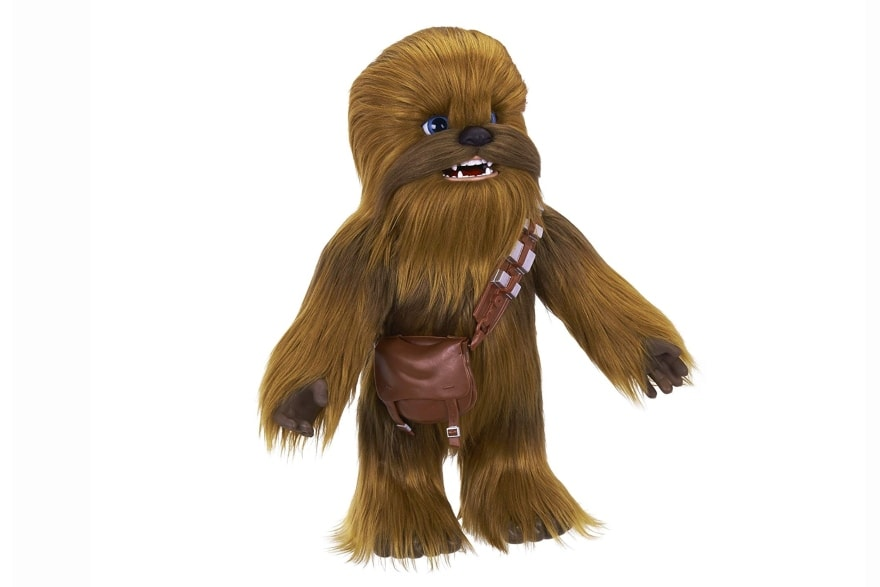 Most popular Christmas gifts Star Wars FurReal Ultimate Co-Pilot Chewie