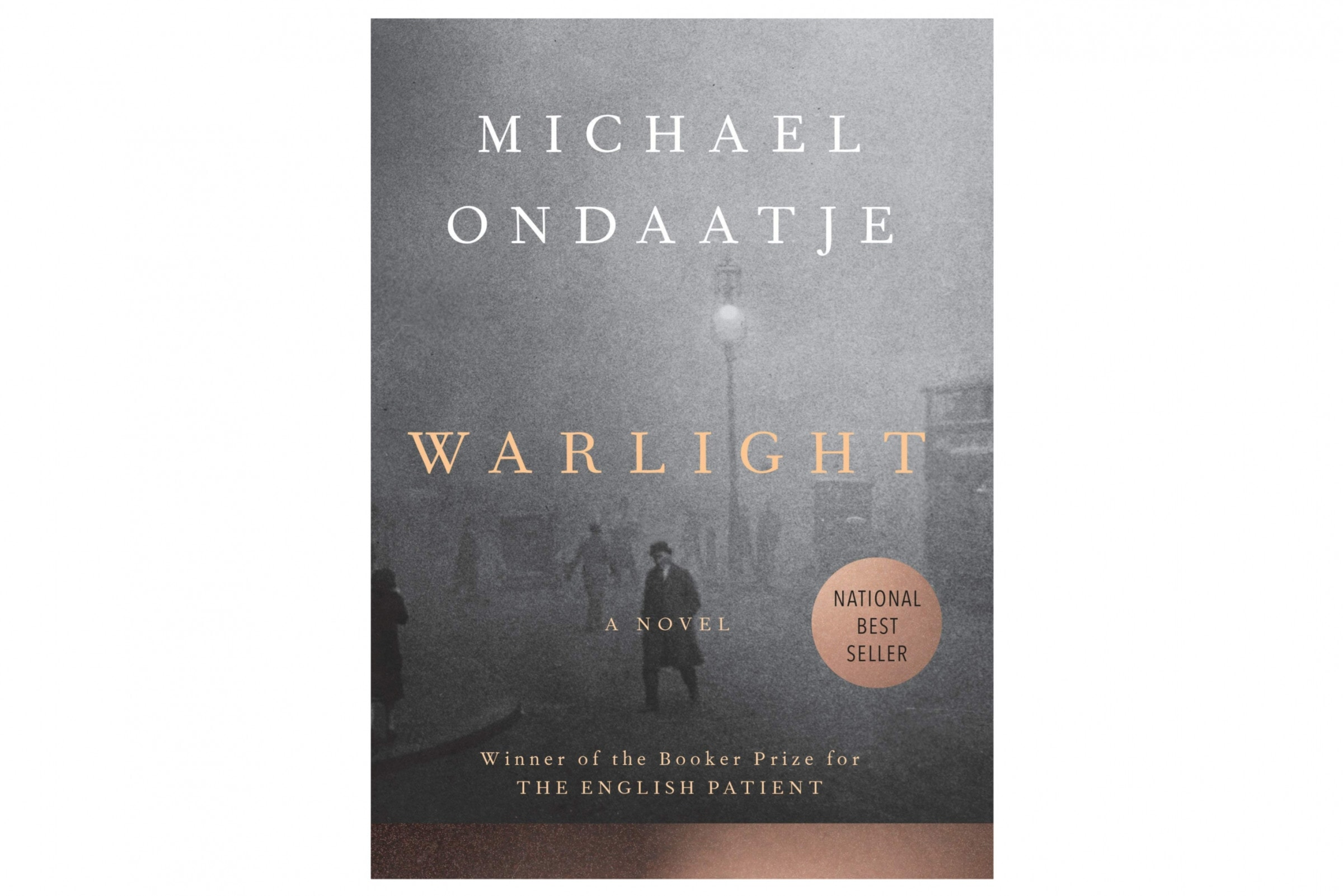 Books to read to kick your New Year off right 'Warlight'