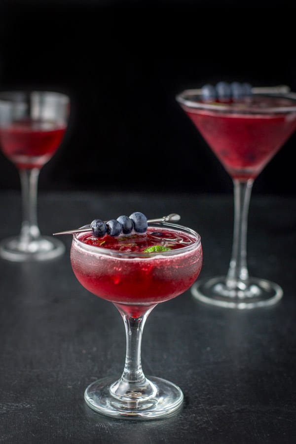 Blueberry-Mint-Cosmo