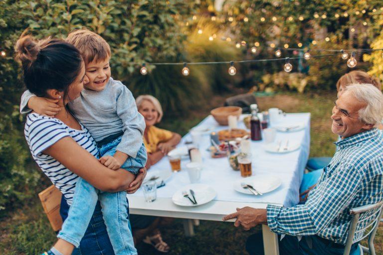 Self-care advice multi-generational family