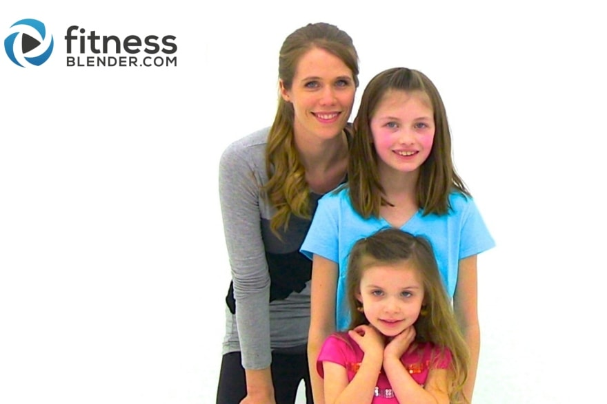 Exercise programs you can do with your kids Fitness Blender