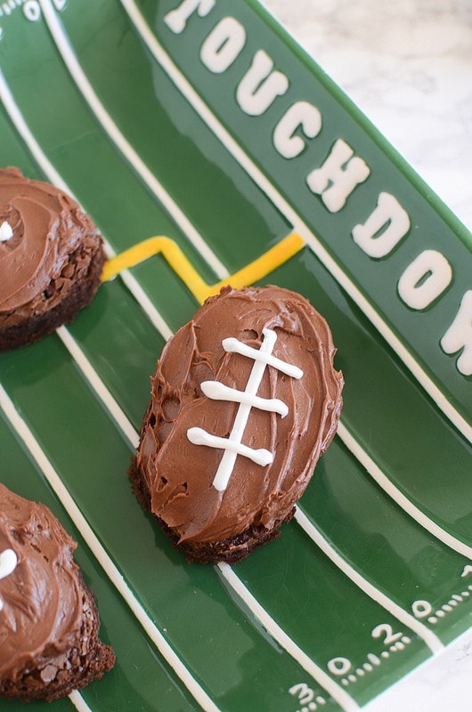 football-brownies