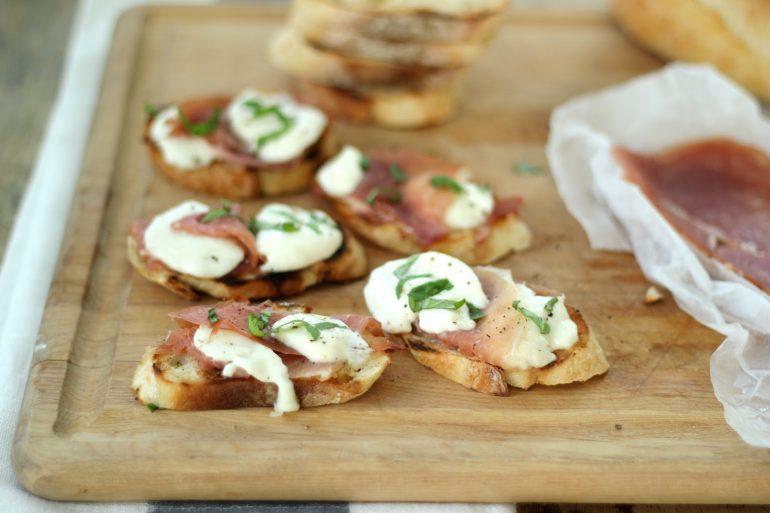 grilled-prosciutto-fresh-mozzarella