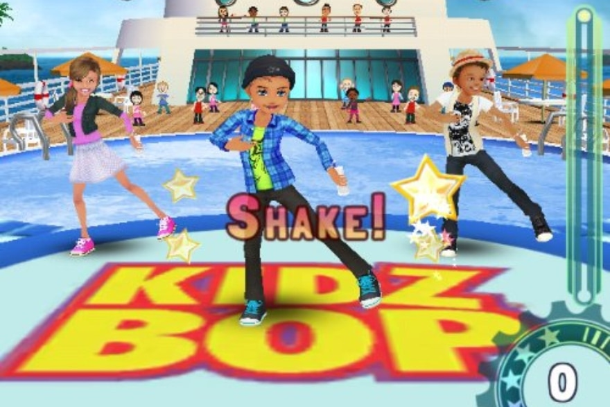 Exercise programs you can do with your kids Kidz Bop