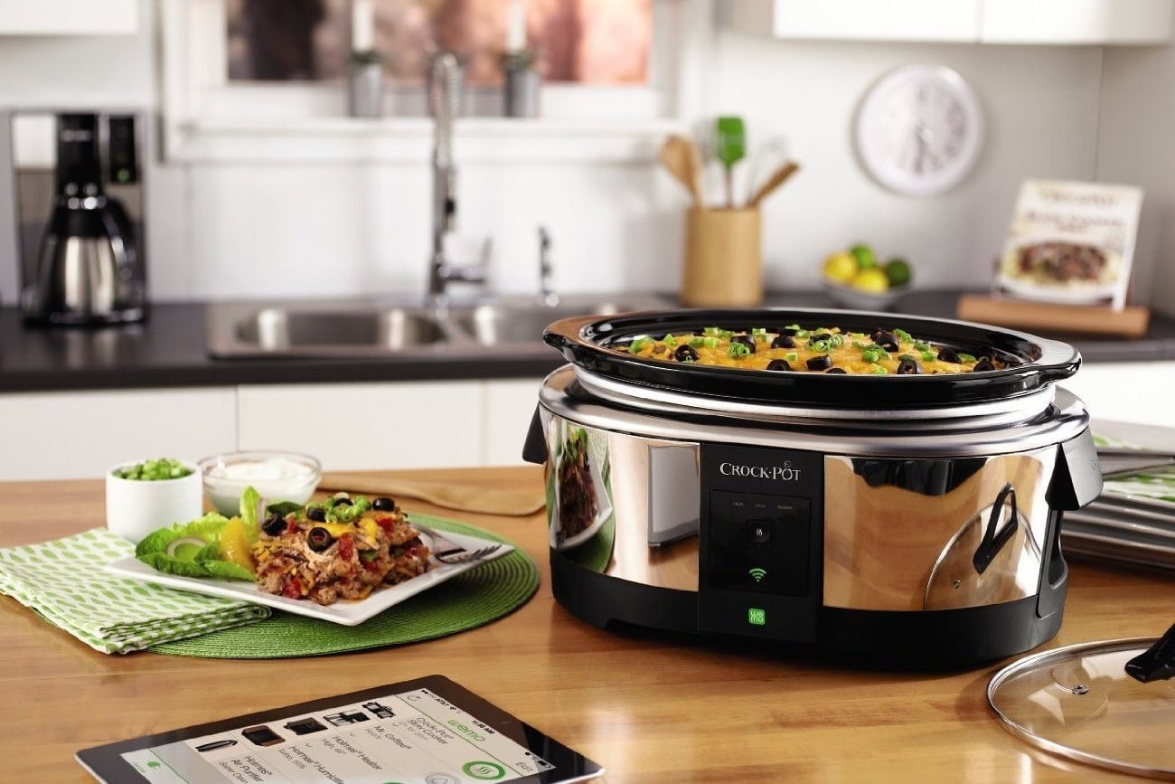 Apps and products Belkin Smart Crockpot with Wemo