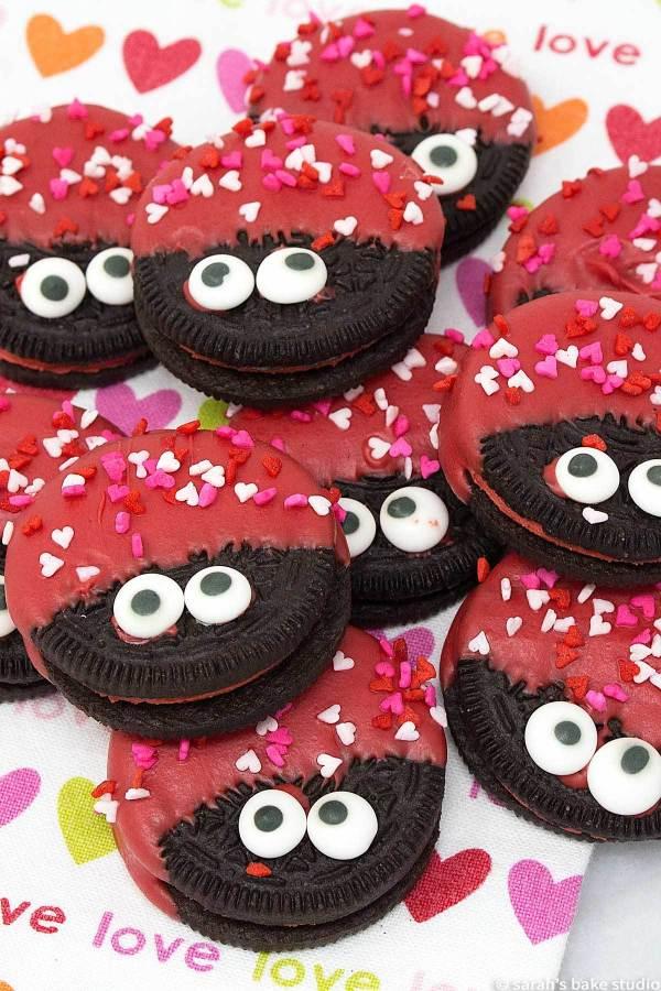 Love-Bug-Oreo-Cookies