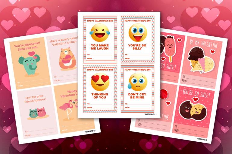 ValentineDay Cards Main