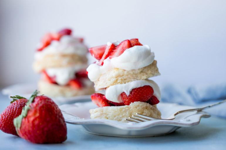 5D4A6182 - Sprinkled - Sally-McKenney - Easy Homemade Strawberry Shortcake - HIGH RES