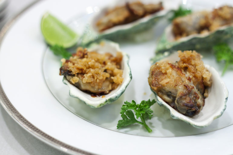Oyster Stake