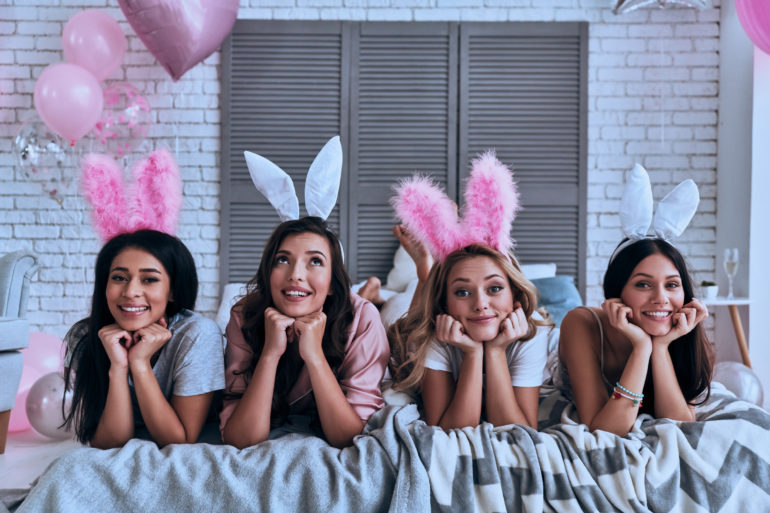 Millennial Easter party ideas