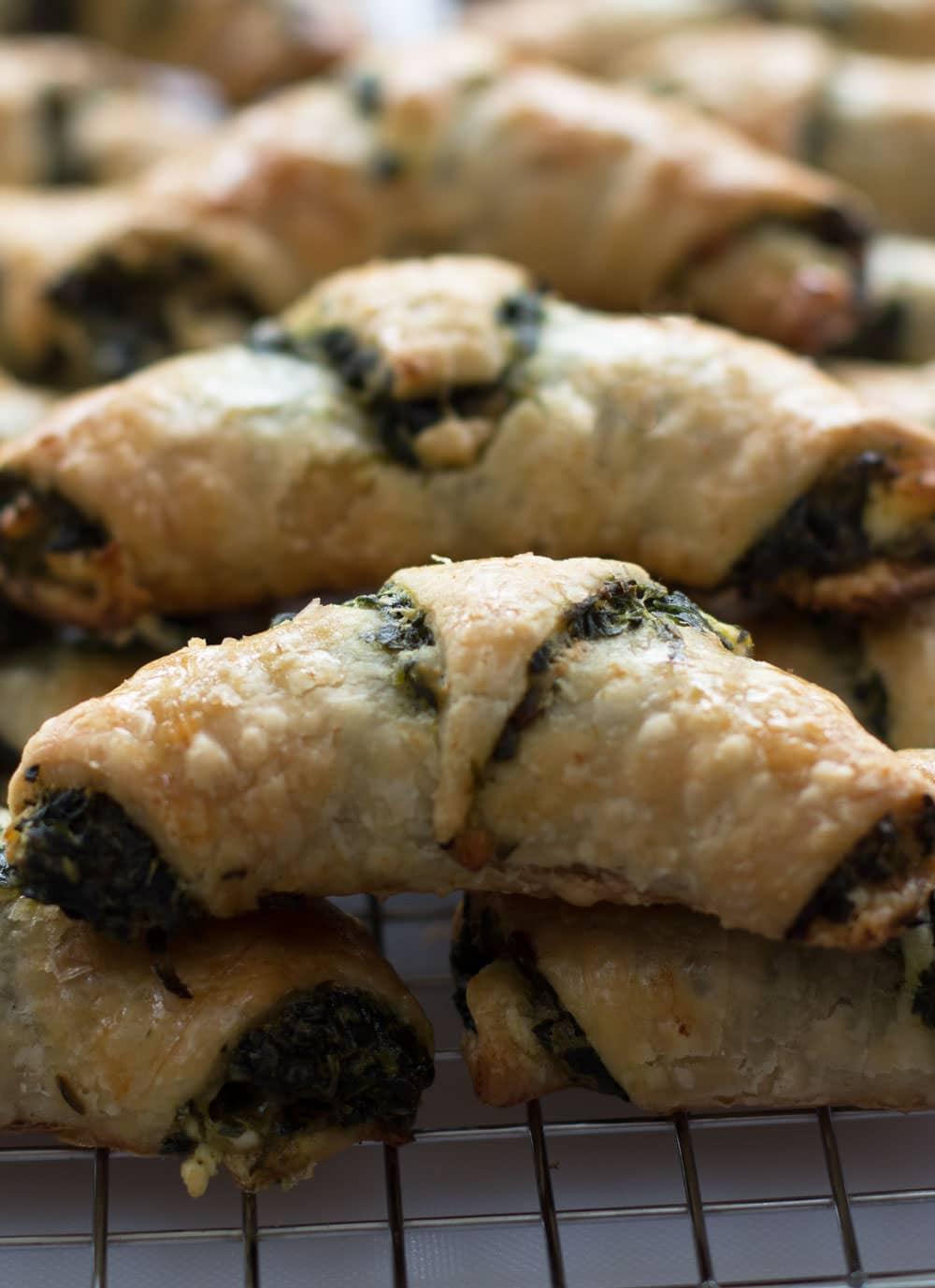 st-patricks-day-spinach-feta-rugelach