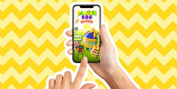 Easter egg app 2b