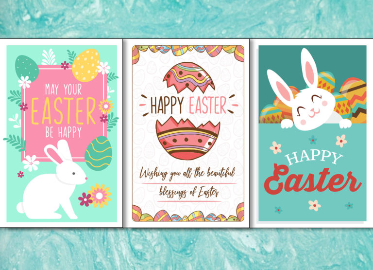 Printable Easter Cards Main