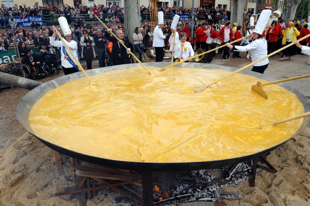 Easter traditions in France