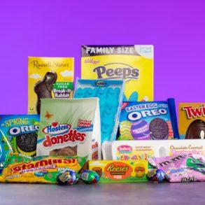 Easter candy taste test