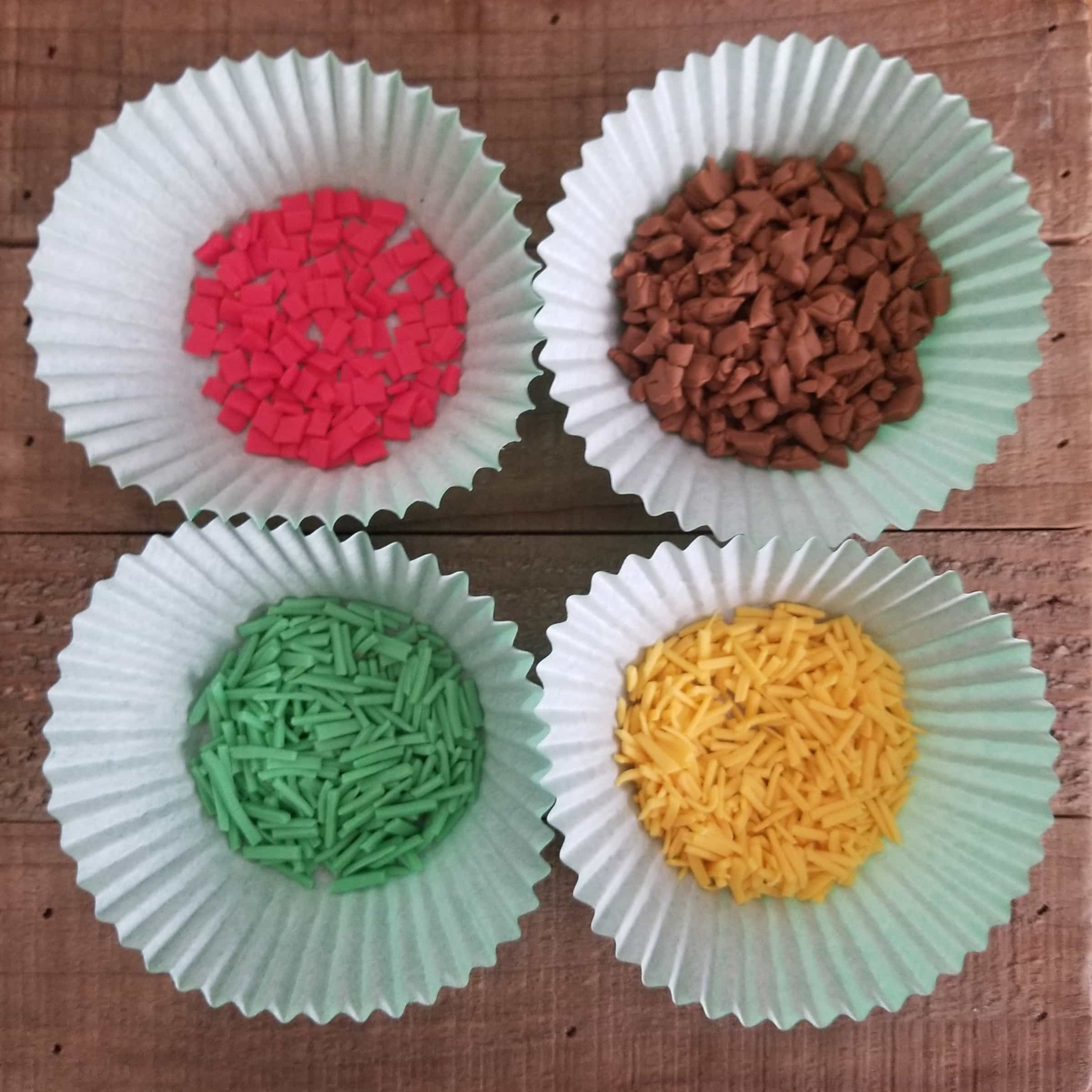 Avocado cupcakes 5