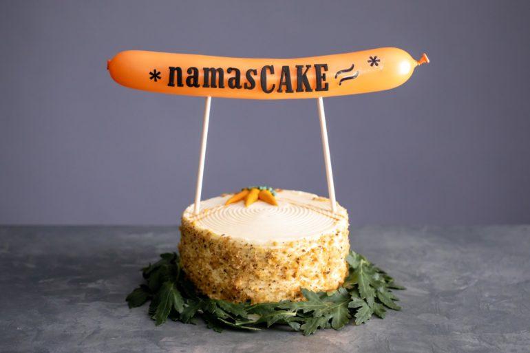 CBD carrot cake recipe