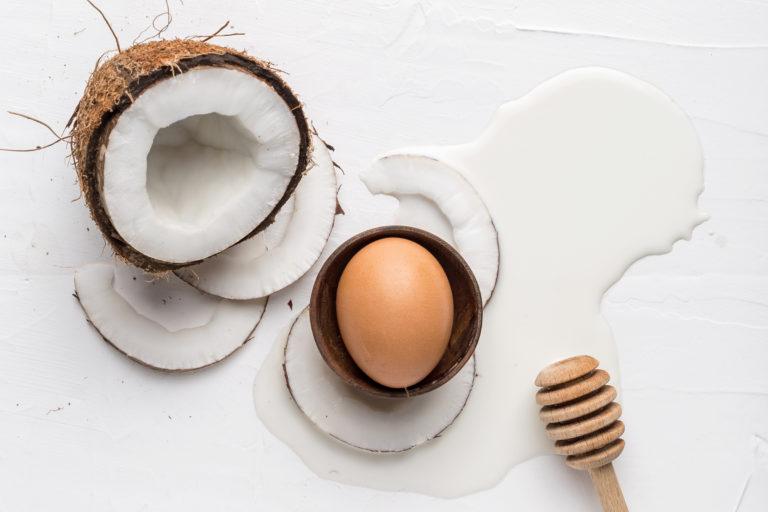 Easter egg leftover face masks