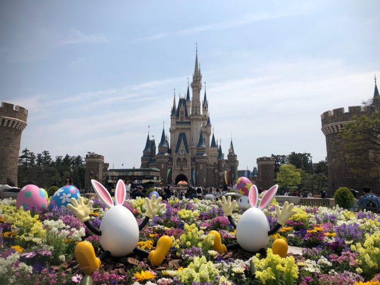 Easter Tokyo Disneyland