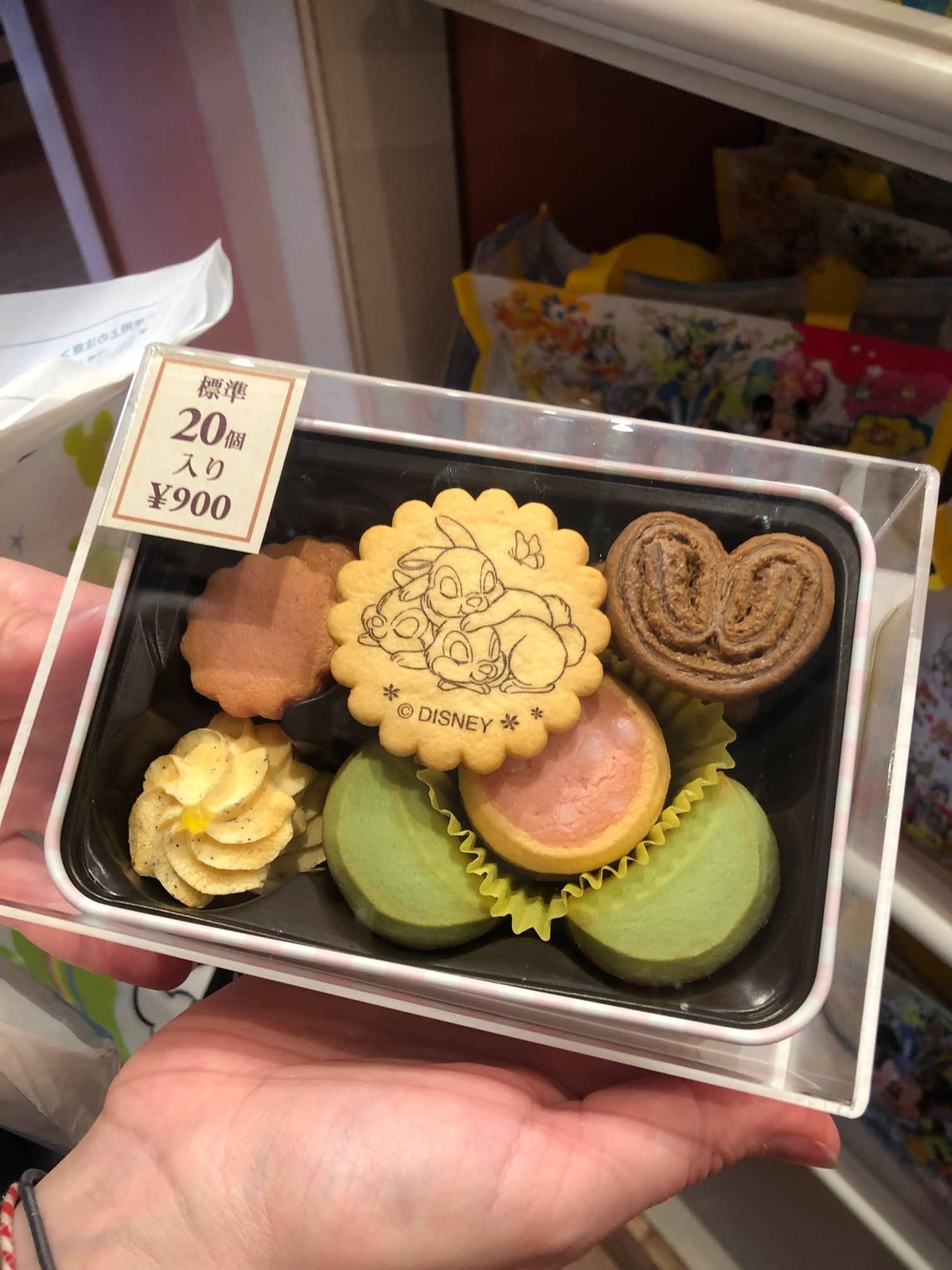 Easter Tokyo Disneyland Food