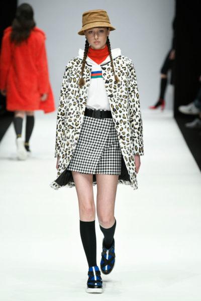 Riani show Berlin Fashion Week