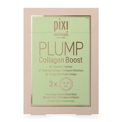 Pixi collagen boost face mask