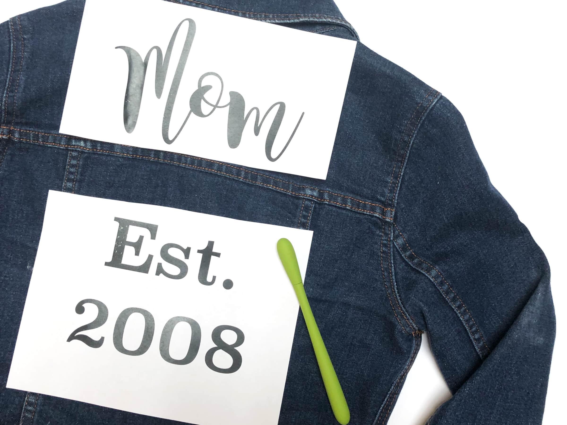 press-chalk-onto-jacket-horizontal