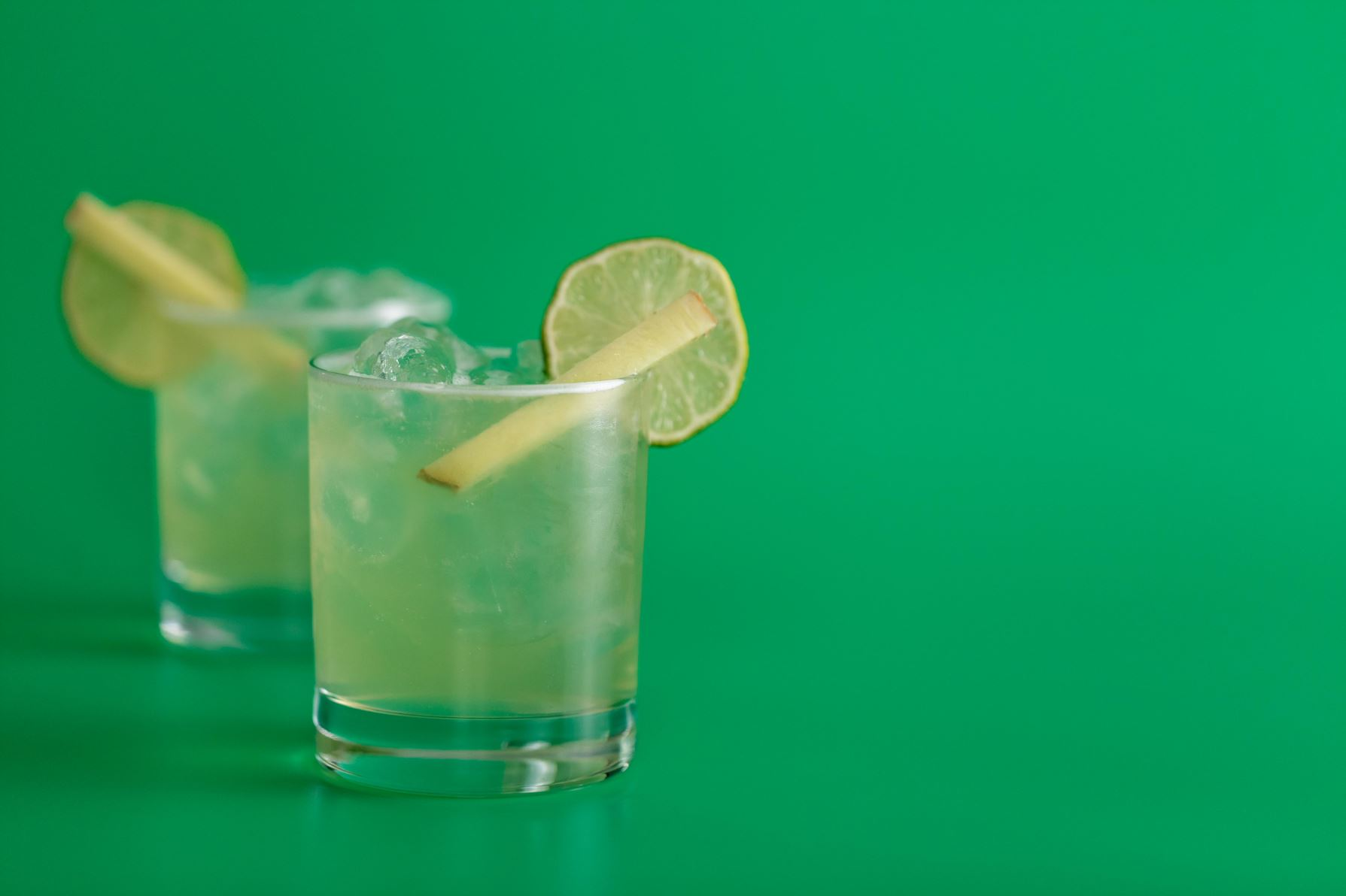 tequila ginger lime cocktail
