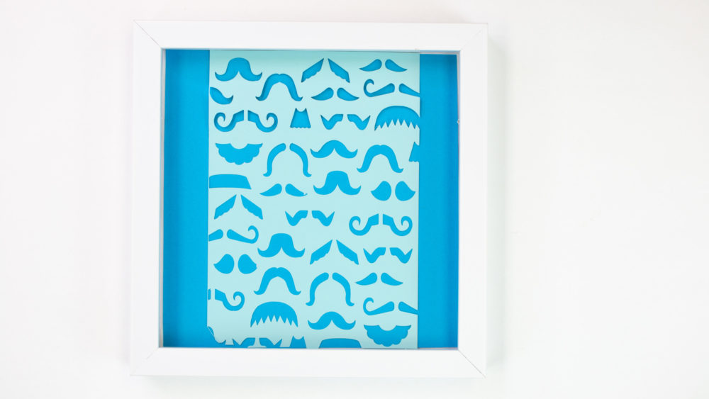 Father's Day Shadow Boxes stencil