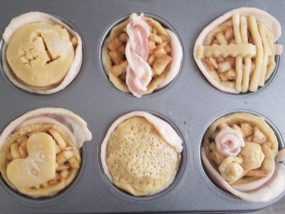 apple pie pre baked