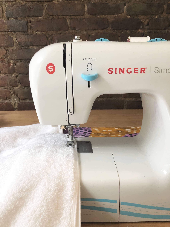 diy horizontal sewing