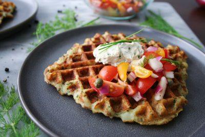 Potato Waffle 37