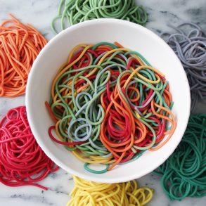 Rainbow Pasta 43