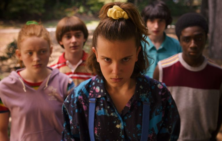 stranger things 4th of july party