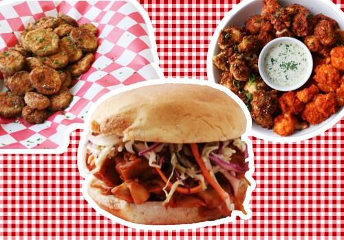 The ultimate vegan BBQ menu