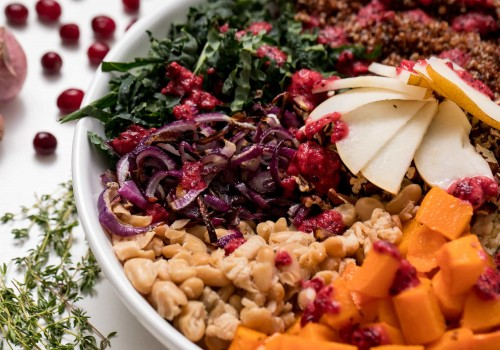 Warm up with a winter cauliflower rice bowl side dish